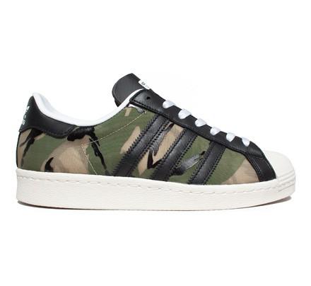 Adidas Superstar 80's 84 LAB x Clot 'Camouflage' | Zapatos