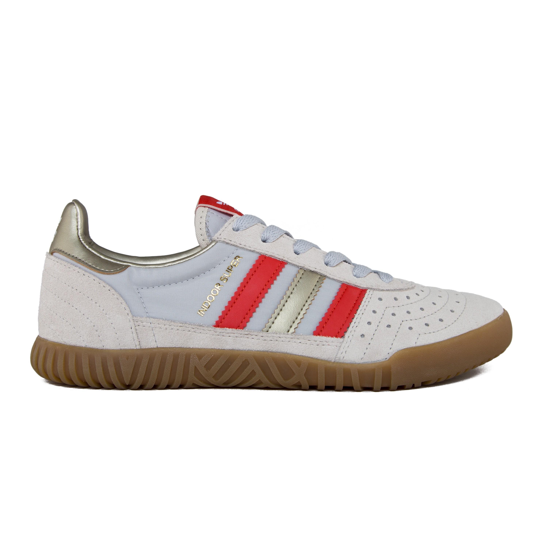sports shoes c9858 dea13 adidas Originals Indoor Super (Clear Brown/Core Red/Cyber Metallic ...