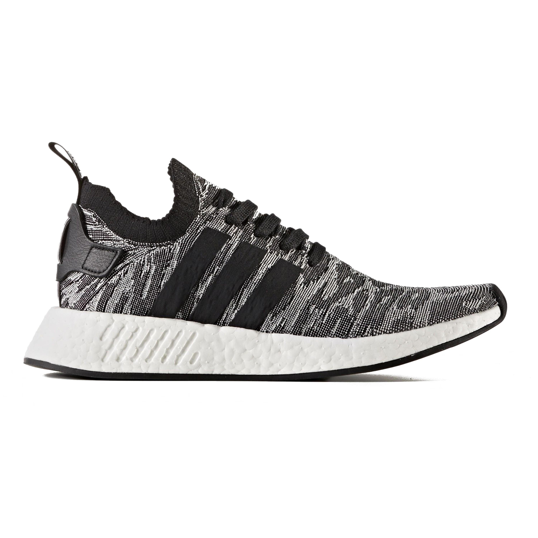 ca10aa313d5f4 adidas Originals NMD R2 Primeknit. (Core Black Core Black Footwear ...