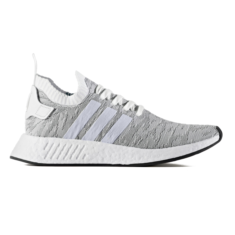 36c208aa4 adidas Originals NMD R2 Primeknit (Footwear White Footwear White ...