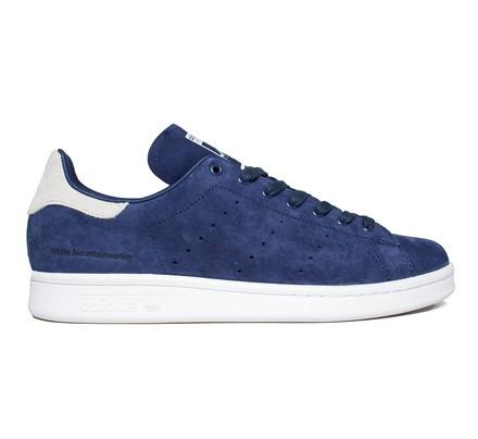 133f7867e343fe Adidas Originals x White Mountaineering Stan Smith (Dark Blue Dark Blue Footwear  White) - Consortium.