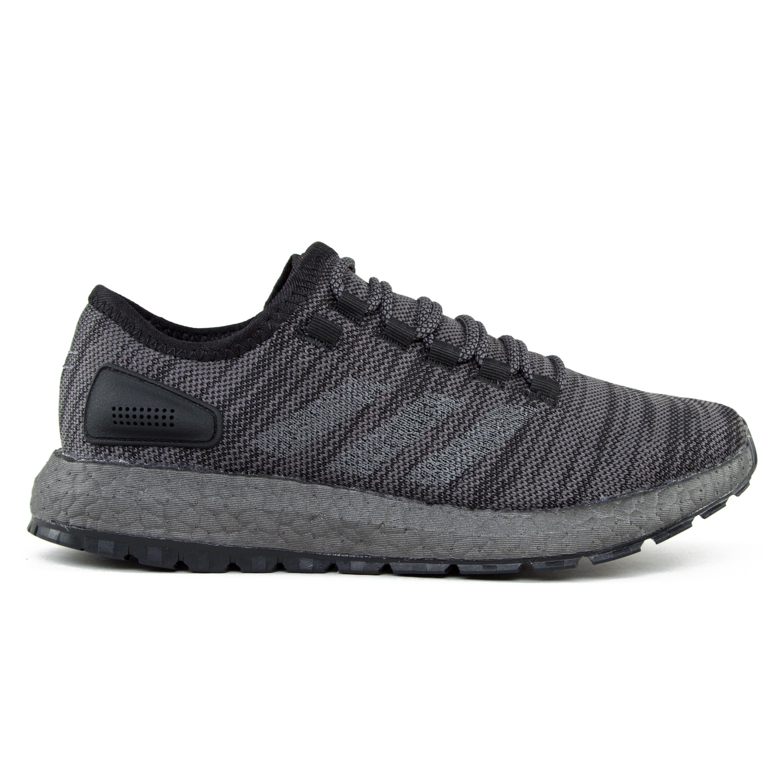 43d8466768e9c adidas PureBOOST All Terrain. (Core Black Dark Grey Heather Solid ...