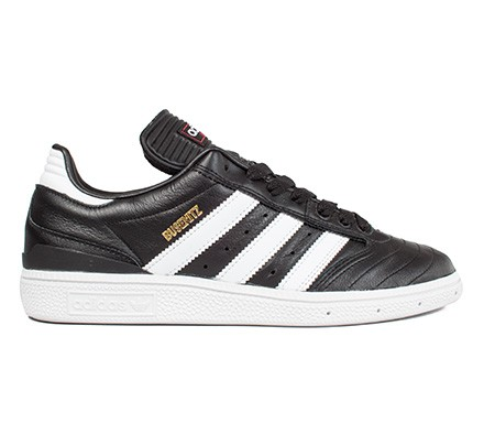 online store 4bae9 0eecc Adidas Skateboarding Busenitz Copa (Black 1Running White FTWLight  Scarlet) - Consortium