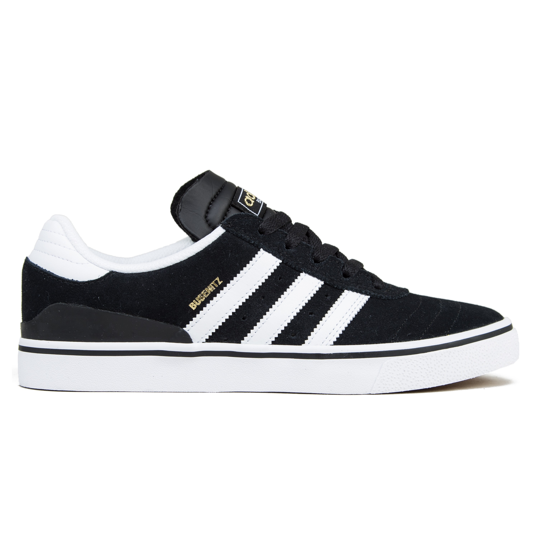 e7560a0e57c Adidas Skateboarding Busenitz Vulc (Black 1 Running White Black 1 ...