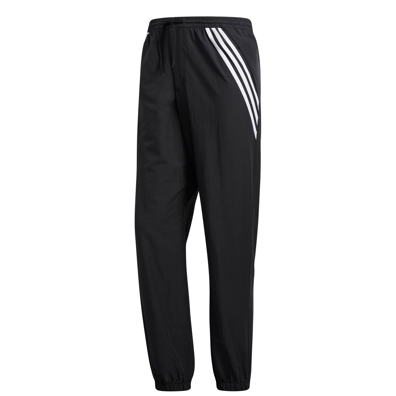 01b7f21f067d adidas Skateboarding Workshop Pants (Black White) - Consortium.