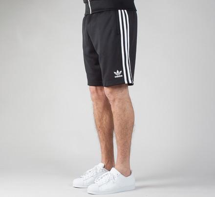 b3727d9d0 Adidas Superstar Shorts (Black) - Consortium.
