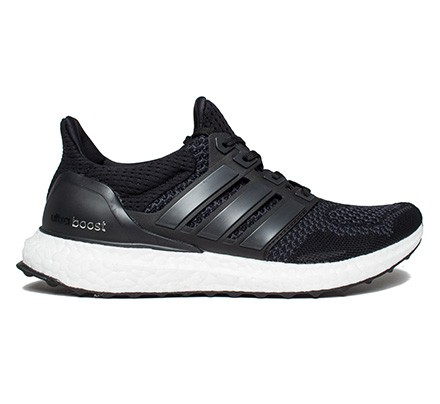 d712cdefe Adidas Ultra Boost (Core Black Core Black Solar Yellow) - Consortium.