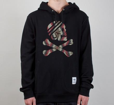 Adidas x Neighborhood Pullover Hooded Sweatshirt (Black