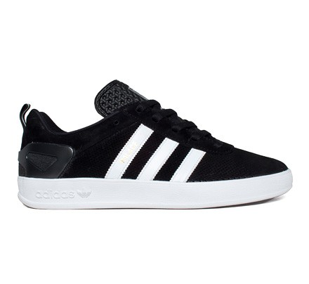 Adidas x Palace Pro (Core Black Footwear White Gold Metallic) - Consortium. bea7363fe