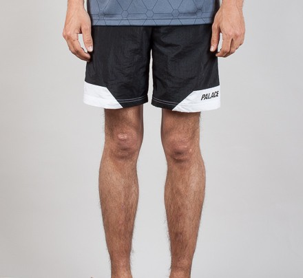 8a491160c45a4 Adidas x Palace Shorts (White/Black) - Consortium.
