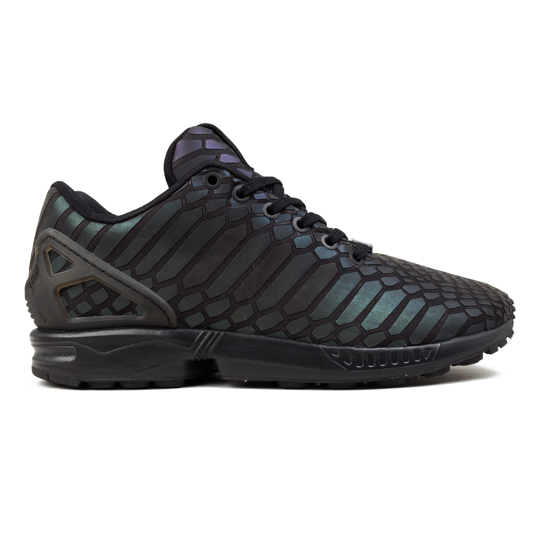 new product 45f19 e70dd Adidas ZX Flux XENO (Super Colour/Core Black/Core Black ...