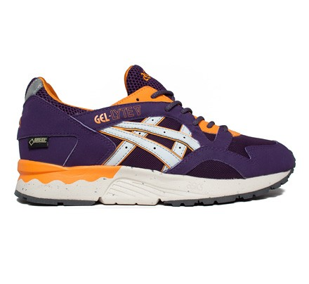 070915adfb91 Asics Gel-Lyte V  GORE-TEX Pack  (Purple Soft Grey) - Consortium.