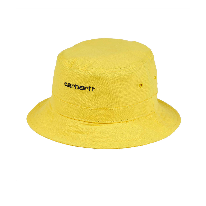2f8fad2f3616f Carhartt Script Bucket Hat (Primula Black) - I026217.03N.90.04 ...