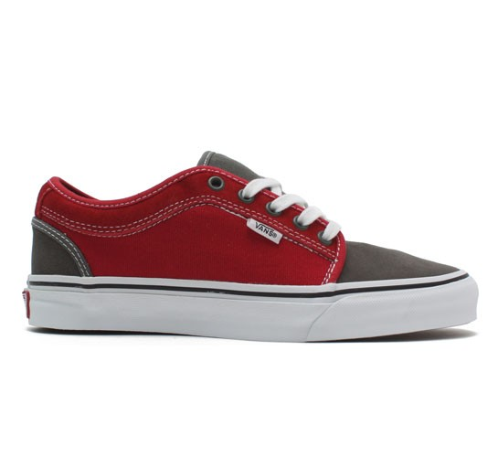 fd28b0545c Vans Chukka Low (Massimo Cavedoni Grey Red) - buy online at Consortium.