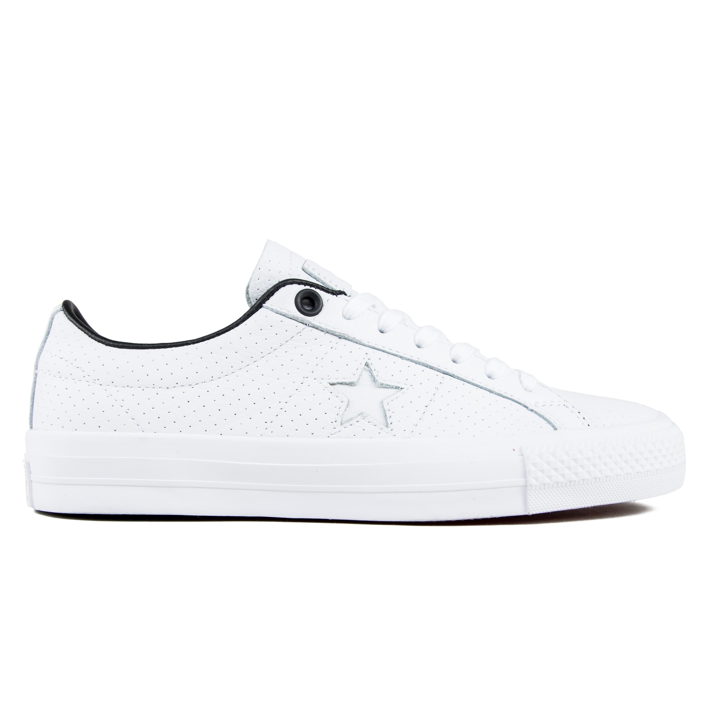 49faeb87004e Converse Cons x Civilist One Star Pro OX (White Black White ...