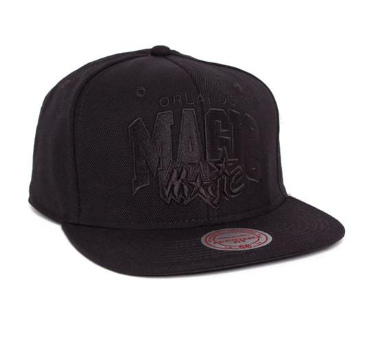 9304943d4 Mitchell & Ness Orlando Magic Team Arch With Logo Snapback Cap ...