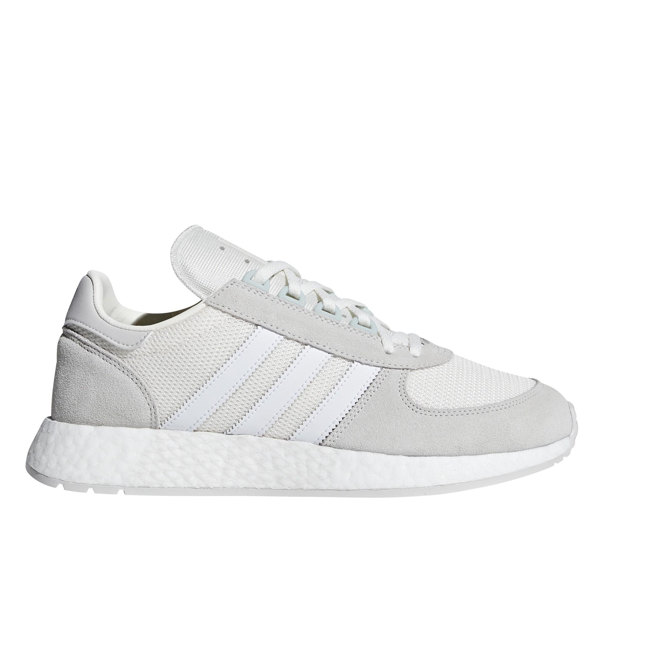 10fe3b1237ad69 adidas Originals Marathon x 5923 'Never Made Triple White Pack ...