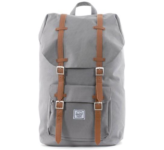 Herschel Little America Backpack (Grey) - Consortium. dbd746f1b95ea