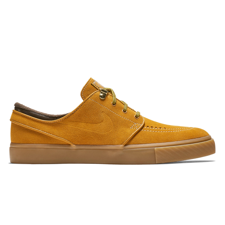 ab330d7fa5c7 Nike SB Zoom Stefan Janoski Premium (Bronze Bronze-Gum Light Brown ...