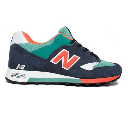 buy online 28ceb c268b New Balance M577NBS  Seaside Pack  UK (Navy Green Orange) - Consortium.