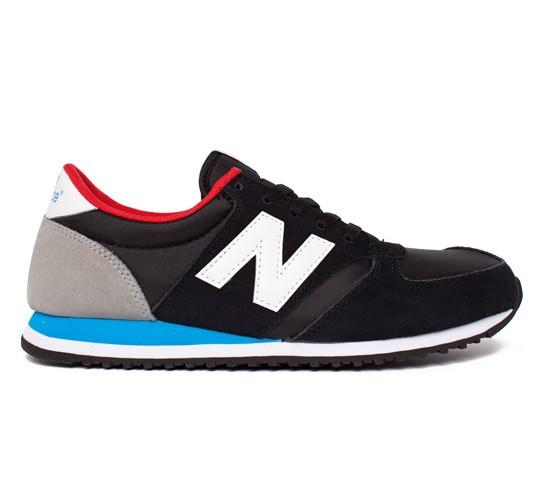 new balance blue red black