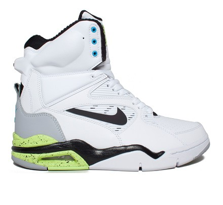 Nike Air Command Force 'White Men Can't Jump' OG (White