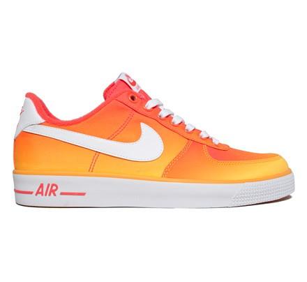online store d045c 9fb48 Nike Air Force 1 AC BR  Gradient Pack  QS (Atomic Mango White) - Consortium