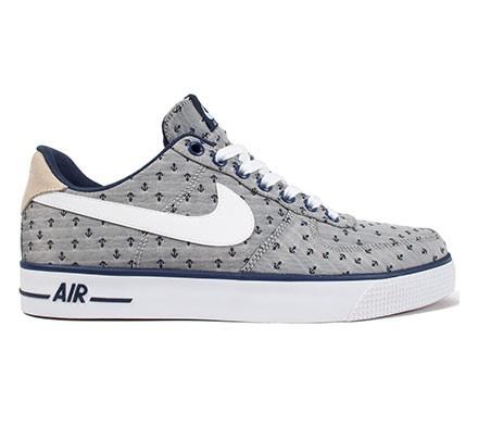 huge discount 09d98 0412f Nike Air Force 1 AC Premium  Nautical  QS (Midnight Navy White-White) -  Consortium