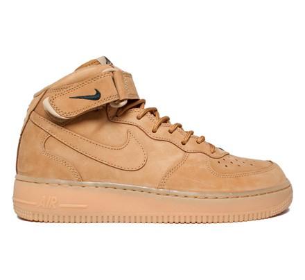 nike air force 1 mid 07 premium flax