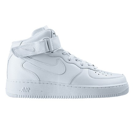 9e843f0abeeb1 Nike Air Force 1 Mid  07 (White White) - Consortium