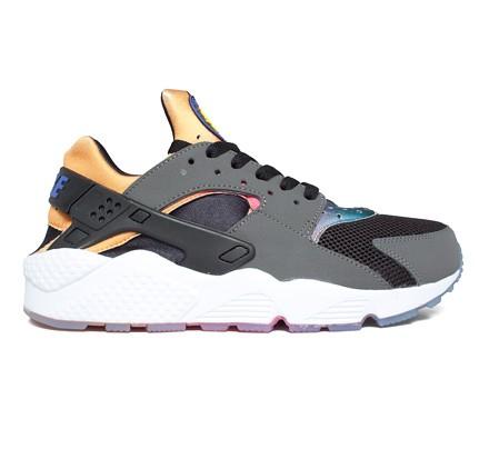 e6fb7de52e79 Nike Air Huarache Run SD (Black Persian Violet-Tour Yellow-Pink Pow) -  Consortium.