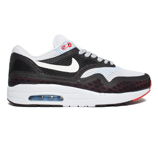 super popular 79bf5 5be63 Nike Air Max 1 Breeze London  City Pack  QS (Geyser Grey White-Black-Chilling  Red) - Consortium