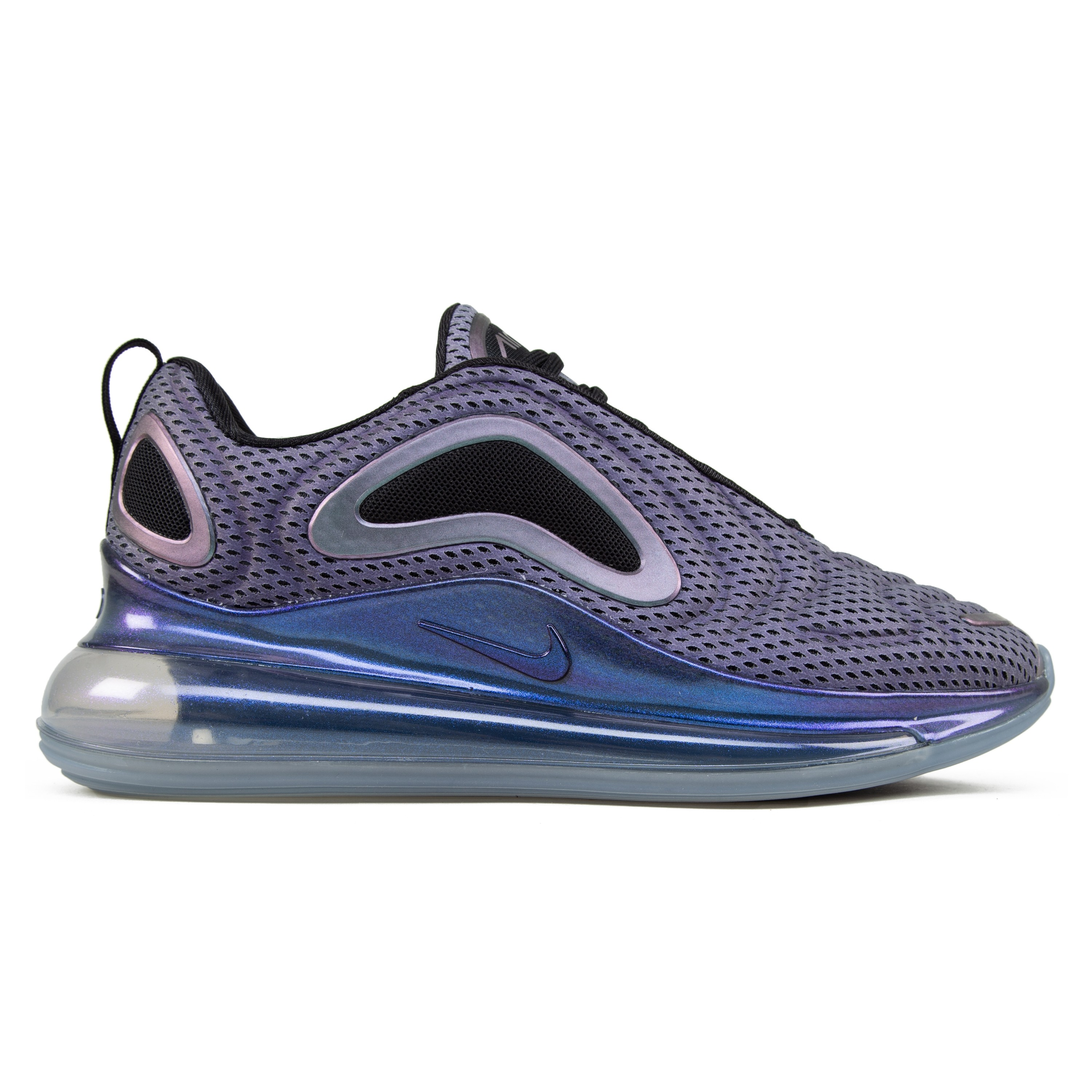 informazioni per 100% originale genuino Nike Air Max 720 'Northern Lights' (Metallic Silver/Black-Metallic Silver)