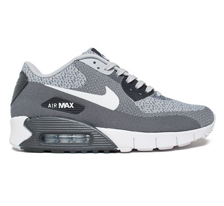 huge selection of b9b15 6359c Nike Air Max 90 JCRD (Wolf Grey White-Pure Platinum-Anthracite) - Consortium