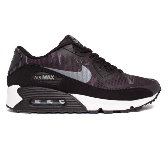 hot sale online 588c9 117f7 Nike Air Max 90 Premium Tape (Black Cool Grey-White) - Consortium.