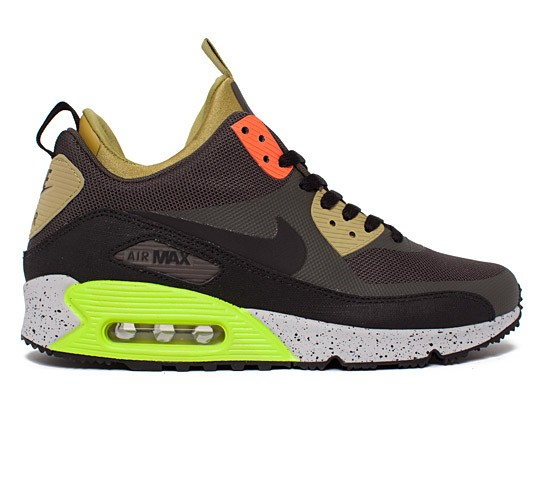... discount code for nike air max 90 sneakerboot ns newsprint black  parchment gold total crimson consortium ... fd5013fe3d