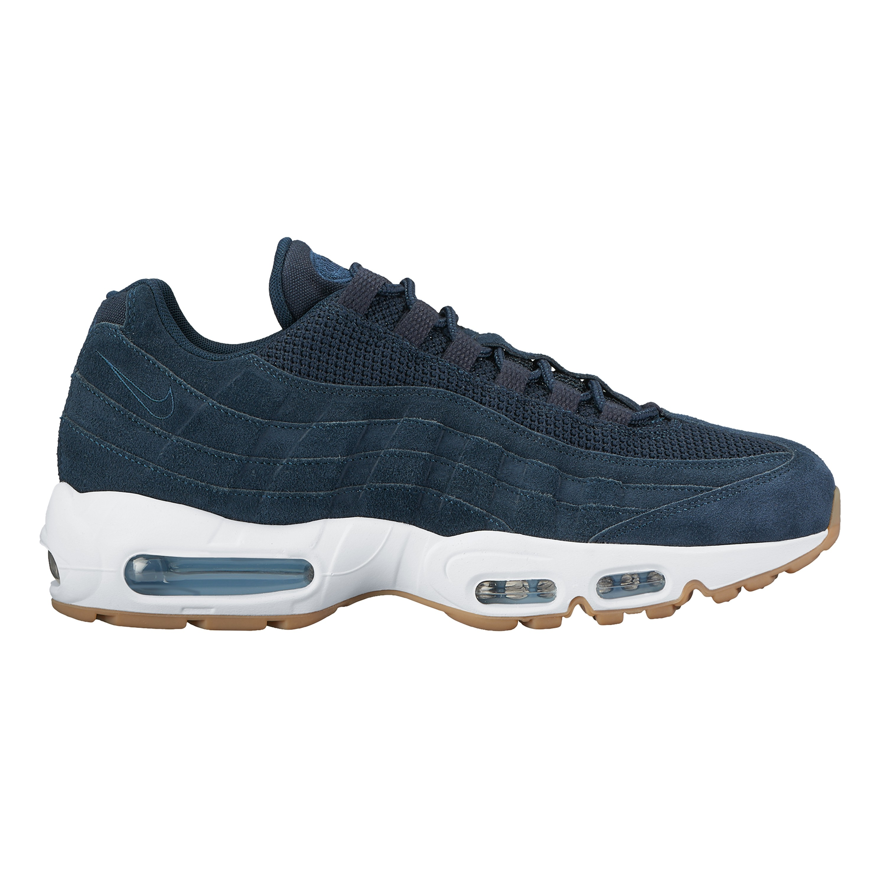 quality design 6a52b 2d875 nike air max 95 navy blue