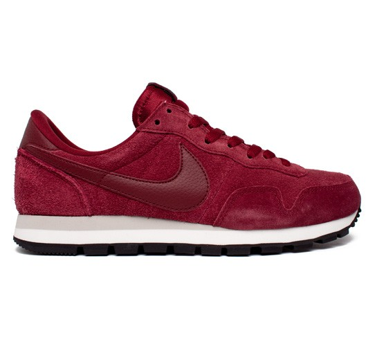 new product 5d977 64fca Nike Air Pegasus 83 Suede (Team Red/Team Red-Mortar-Black ...