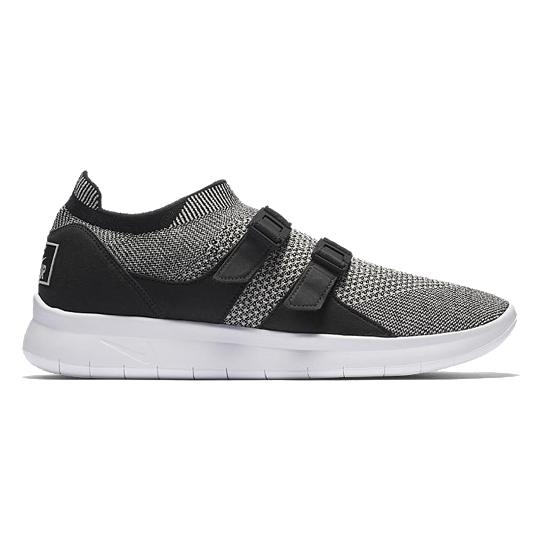 e3d3a7a135a83 Nike Air Sock Racer Ultra Flyknit (Black Pale Grey-Black-White ...