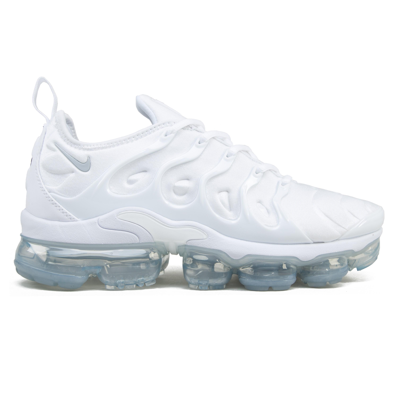 7eff98701684e4 Nike Air VaporMax Plus  Triple White  (White White-Pure Platinum ...