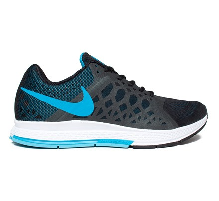 1d19fa75f59b Nike Air Zoom Pegasus 31 (Black Blue Lagoon-Clear Water-White) - Consortium