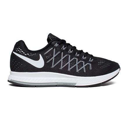 super popular fe72f f418b Nike Air Zoom Pegasus 32 (Black White-Pure Platinum) - Consortium