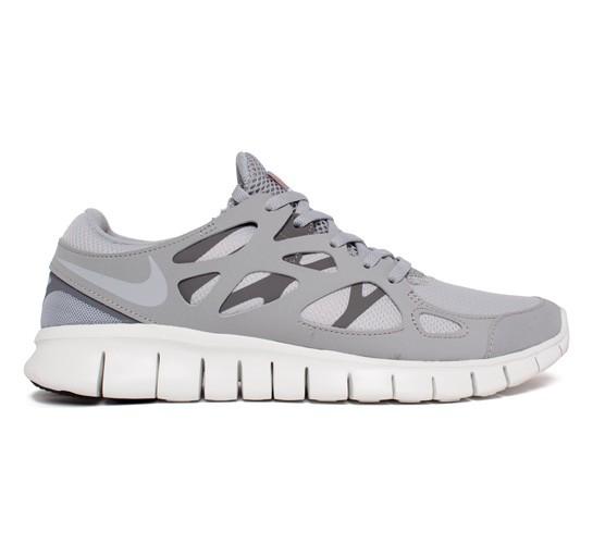 nike free grey