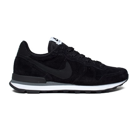 huge discount 2c701 54f51 Nike Internationalist Leather (Black Black-Dark Grey-White) - Consortium.