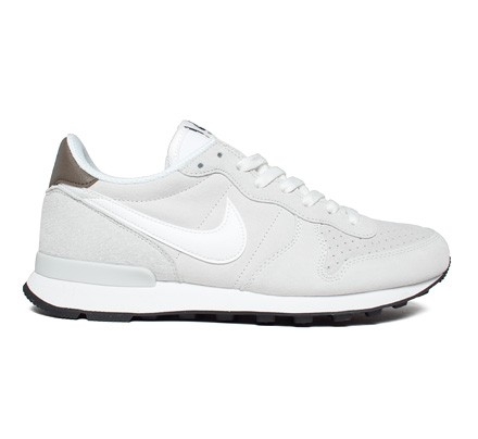 los angeles d766e e9f8e Nike Internationalist Leather (Summit White Summit White - Fieldstone Iron)  - Consortium.