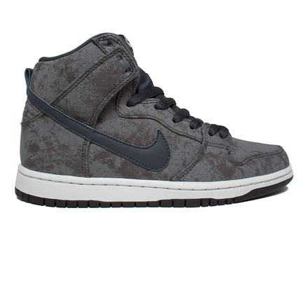 official photos abd5b 410d6 Nike SB Dunk High Pro (Neutral Grey Anthracite-Anthracite) - Consortium.