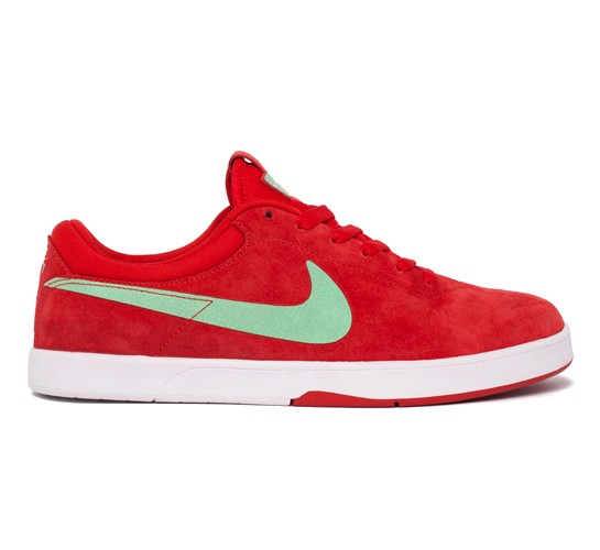 detailed pictures shopping preview of Nike SB Eric Koston 1 (Sport Red/Tourmaline) - Consortium.