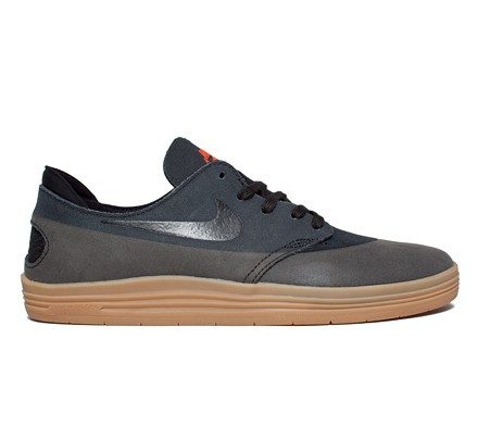 reputable site 73203 f0fe7 ... promo code for nike sb lunar oneshot black black gum medium brown  consortium. 731ef 28342