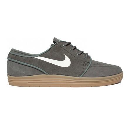 buy popular 16a7a 28e38 Nike SB Lunar Stefan Janoski (River Rock Sail-Gum Light Brown) - Consortium.