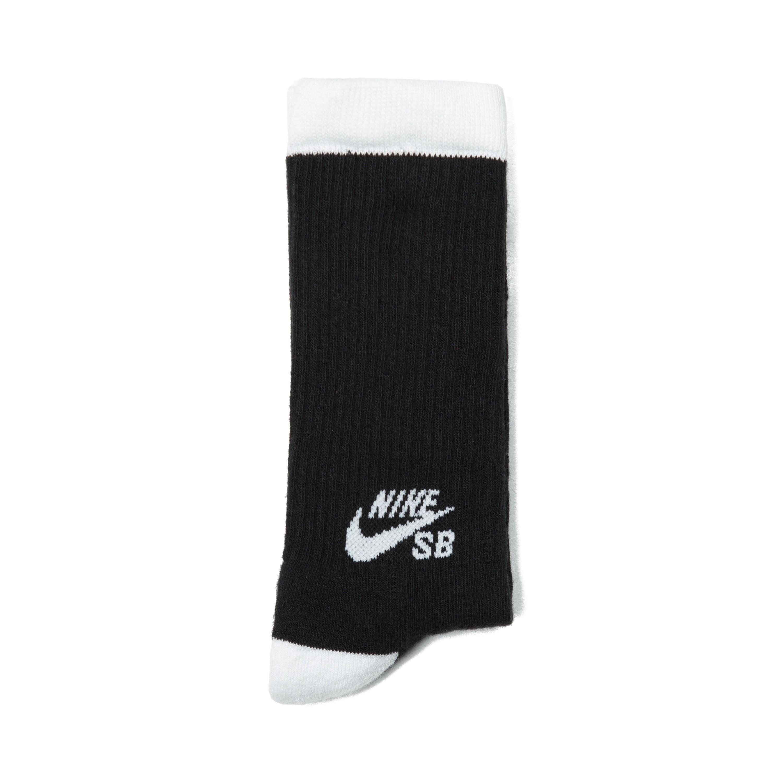 eccdcd668939 Nike SB Skateboarding Crew Socks Triple Pack (Black White) - Consortium.